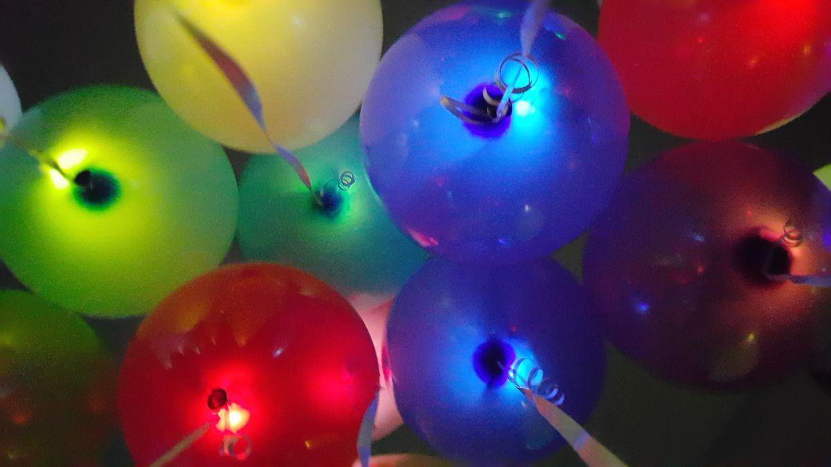 balony świecące led, balony lateksowe, dodaj do koszyka, balony ledowe świecące, mapa strony, świecące w ciemności
