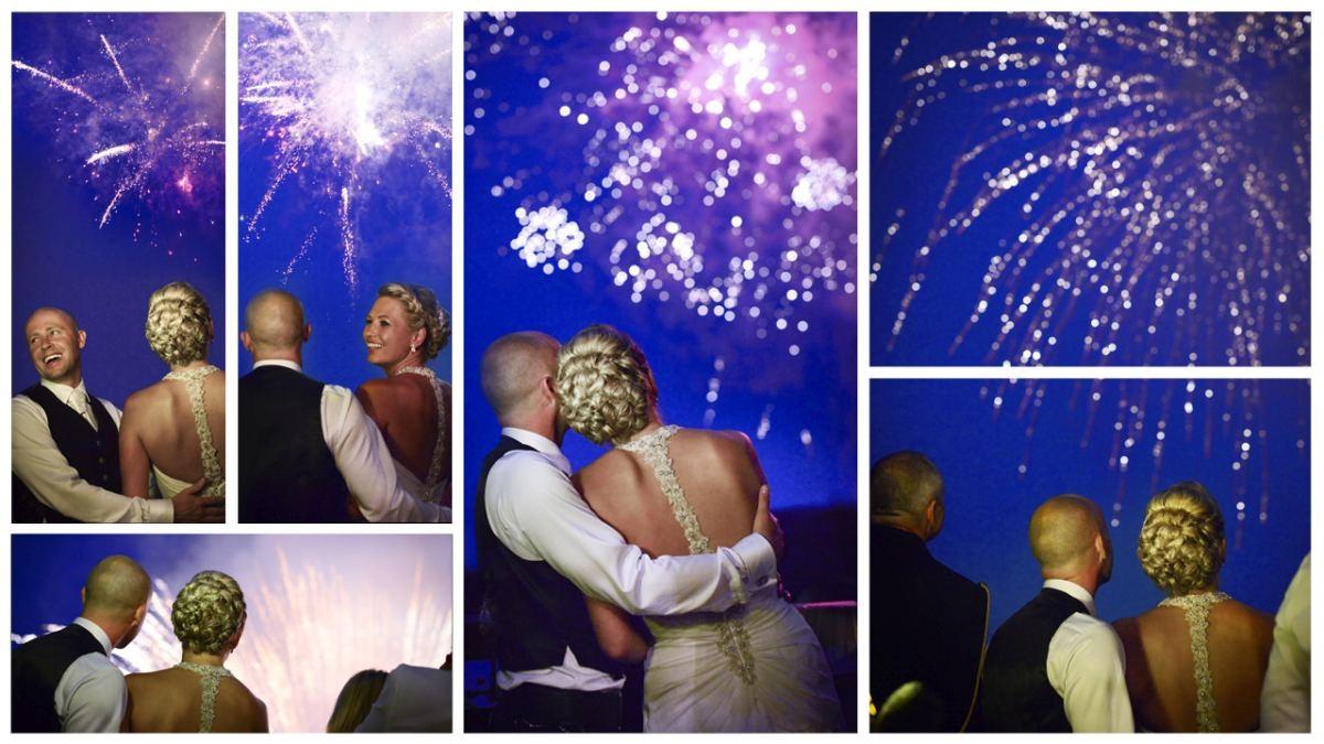 pokazy pirotechniczne na wesele Gdańsk